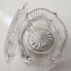 Waterford Accents - Waterford Crystal Music/Jewelry Box